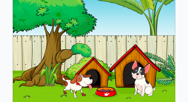 How big should a dog house be?