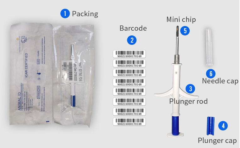 pet microchip kit