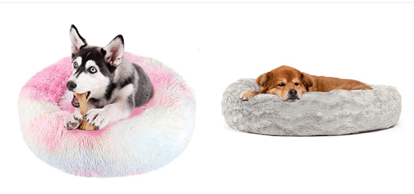 Best Calming Bed for Dogs with Separation Anxiety